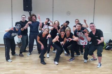 Team Building The Dance Studio Leeds The Dance Studio Leeds